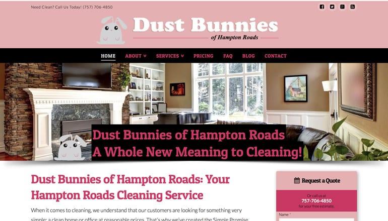 Website Design Williamsburg VA