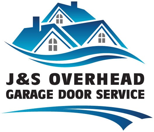 J S Garage Door Services Logo